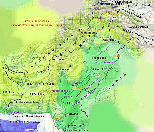 Large divide between Pashtuns and Punjabies - History Forum