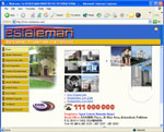 Estateman Properties International (Dynamic Site)